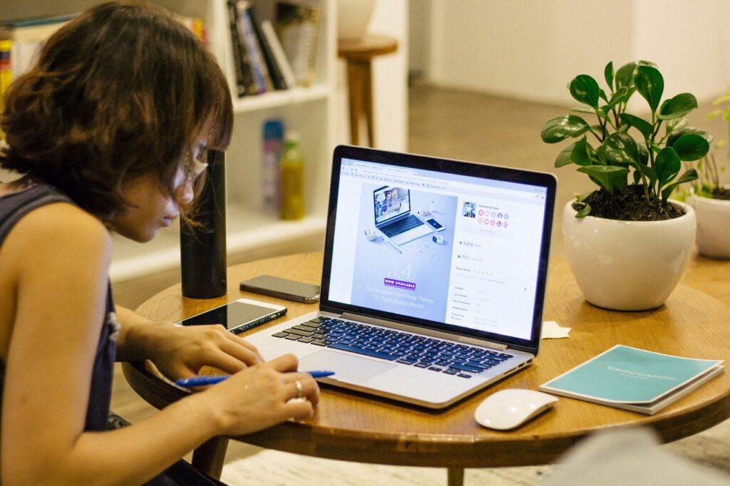 работа в онлайне
