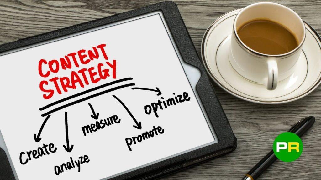 Что такое контент-стратегия