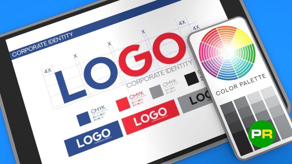 Логотип для сайта - как создать